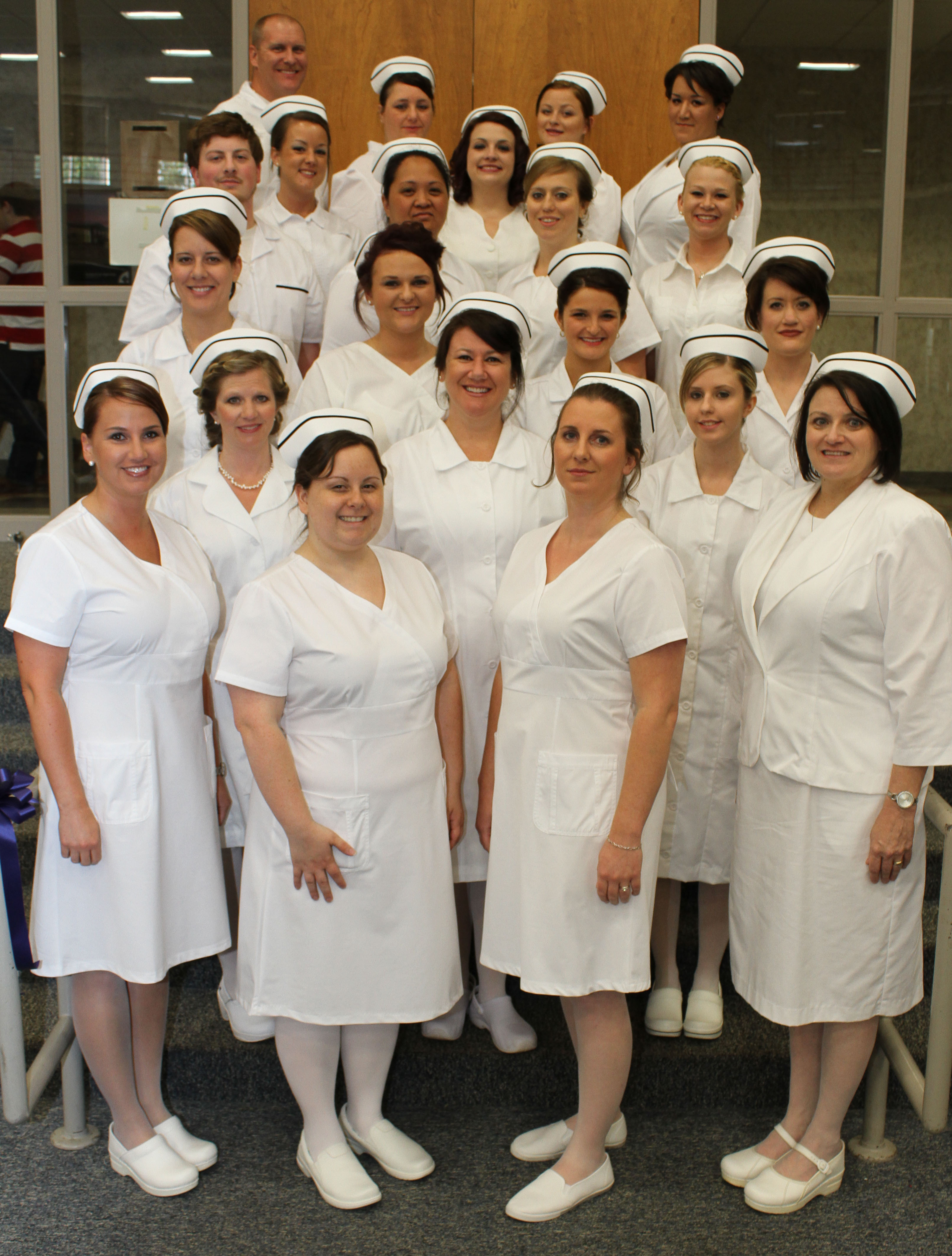 Associate Degree Nursing Students Honored at Foothills ...